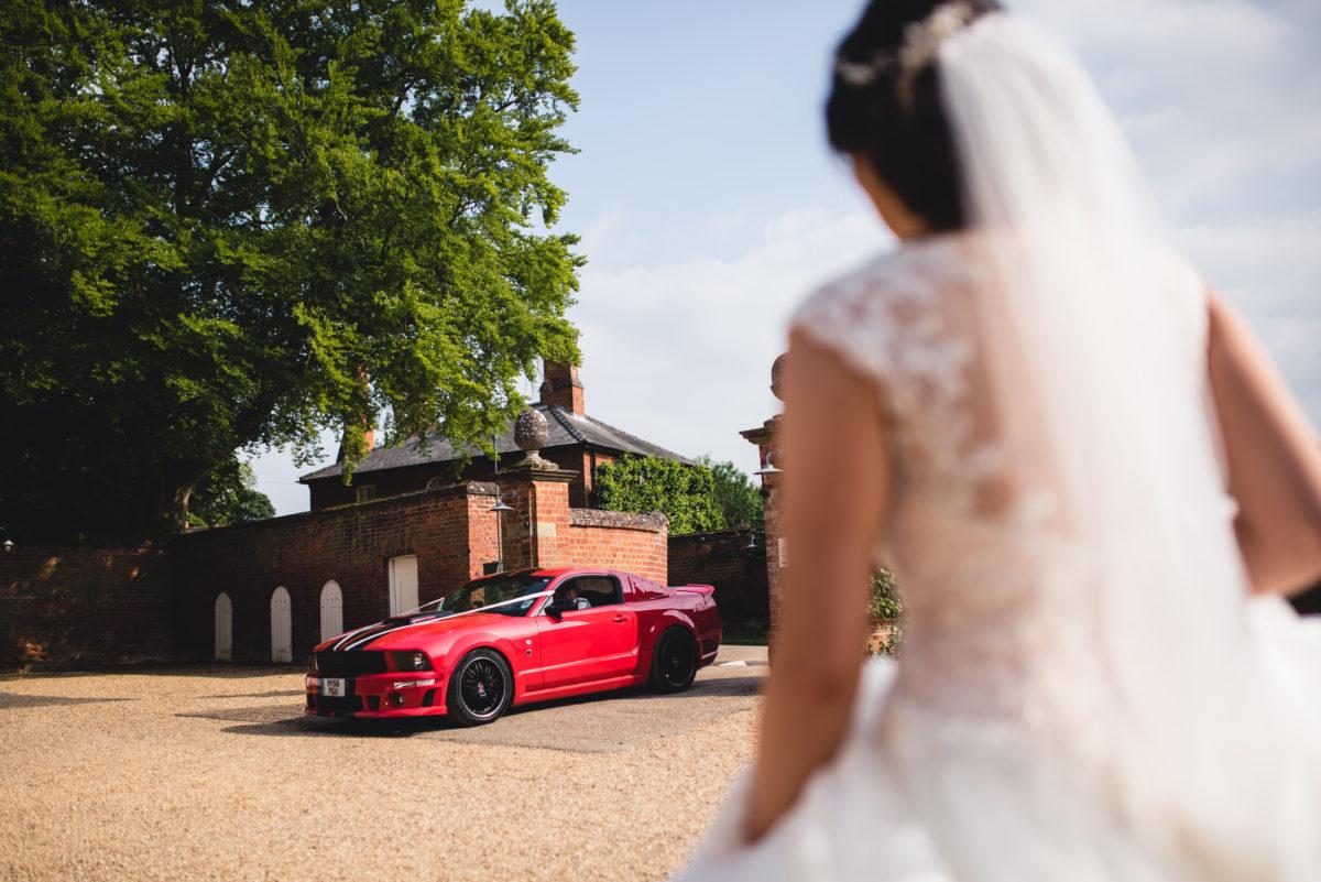 Longstowe Hall Wedding Photographer