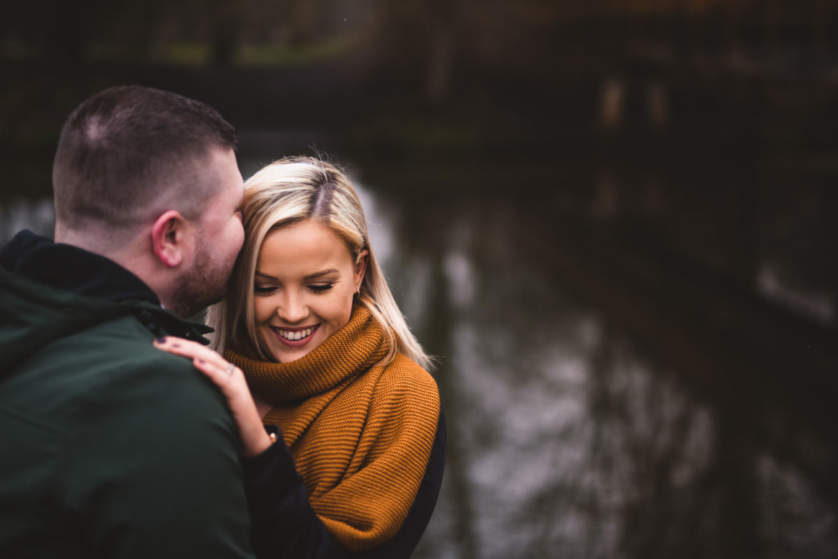 Norwich Engagement photoshoot