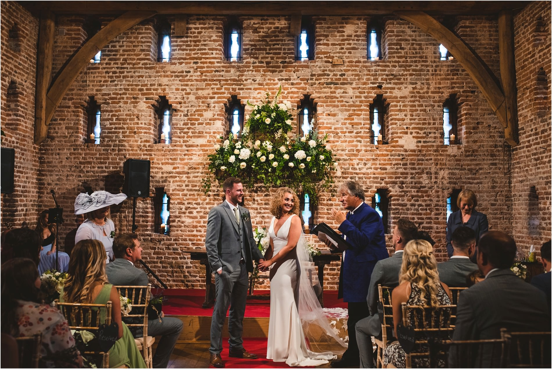 HALES HALL WEDDING PHOTOGRAPHER