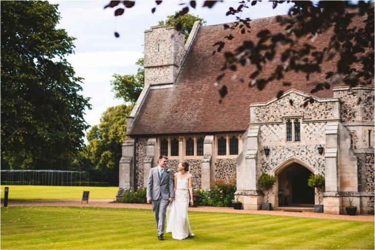 Gresham's school wedding