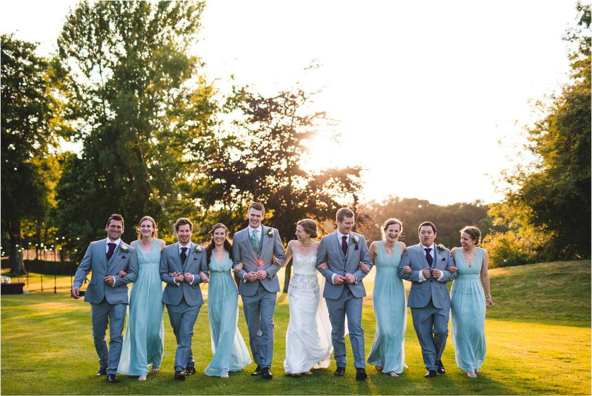 Greshams school wedding