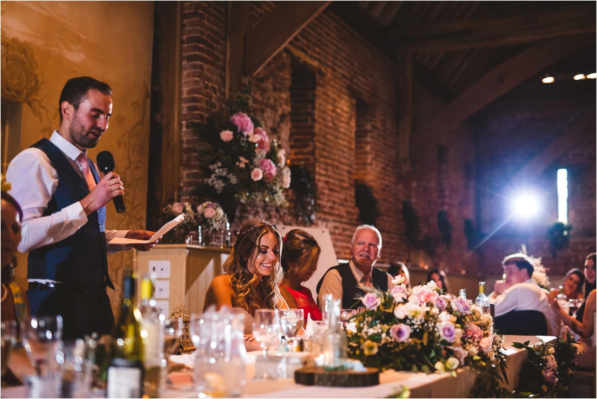 ELMS BARN WEDDING