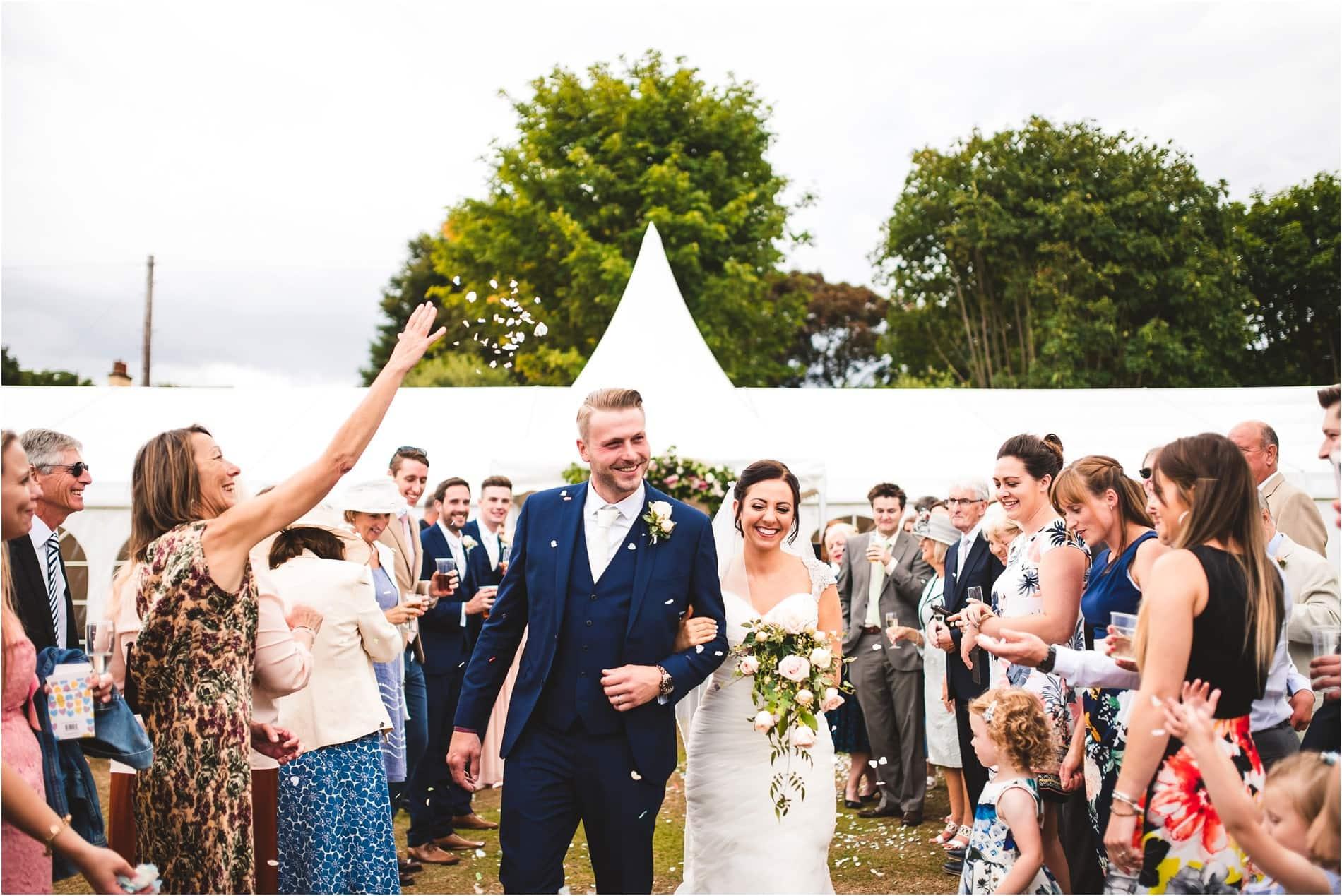 NORFOLK WEDDING