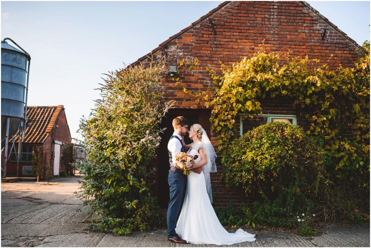 GLEBE FARM BARN WEDDING