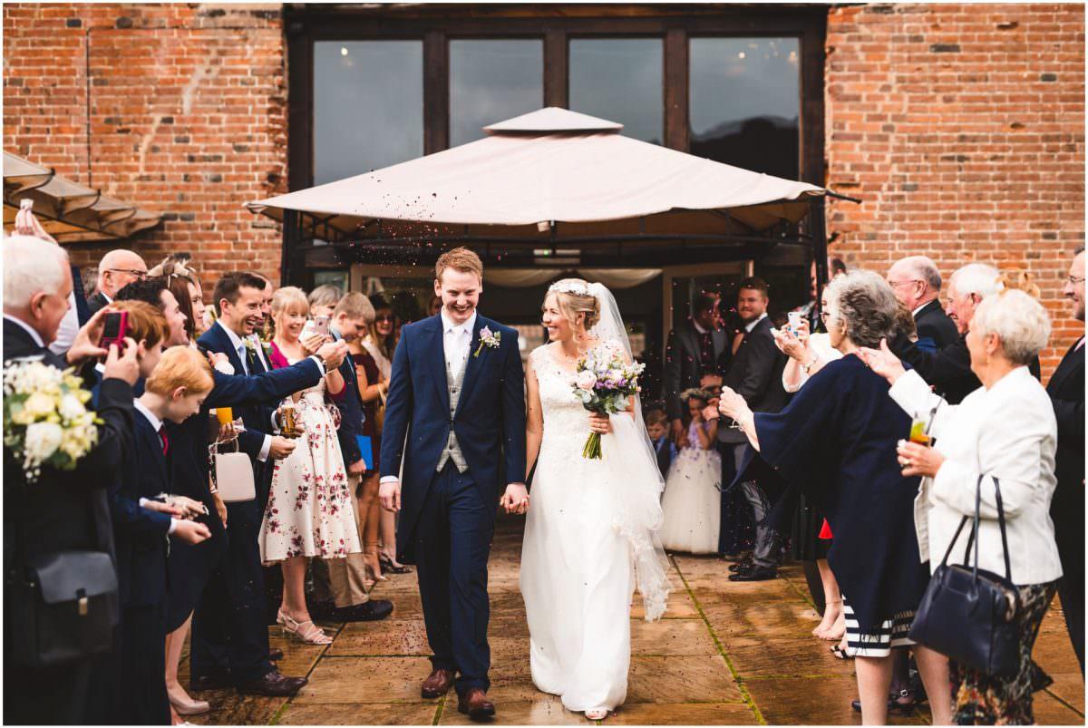 Manor Mews Wedding