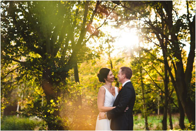 Chaucer Barn Wedding