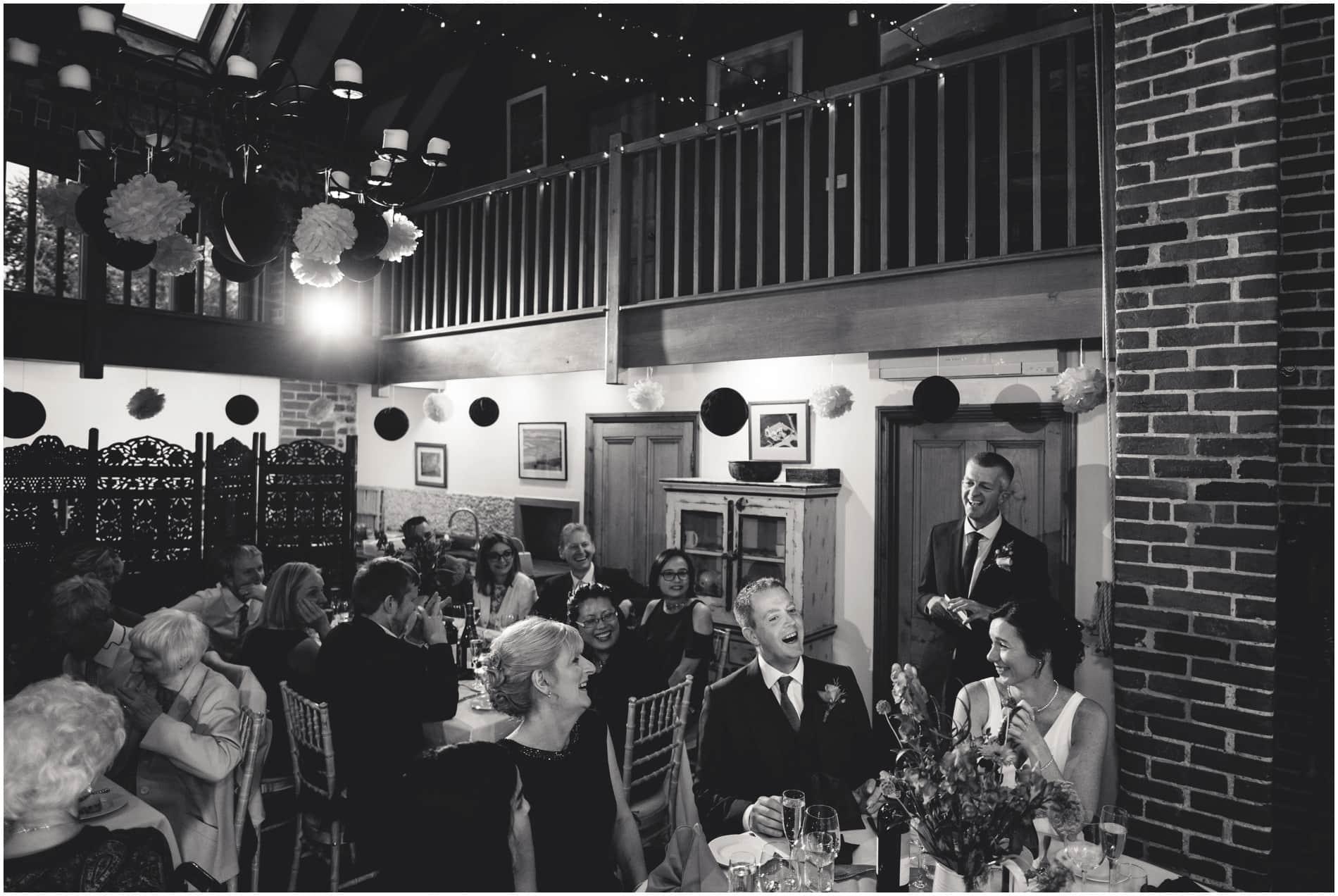 Chaucer Barn Wedding