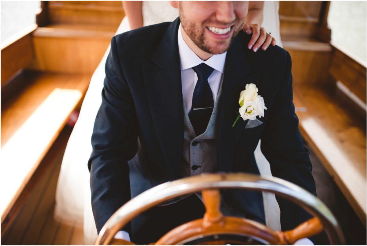 THE BOATHOUSE WEDDING
