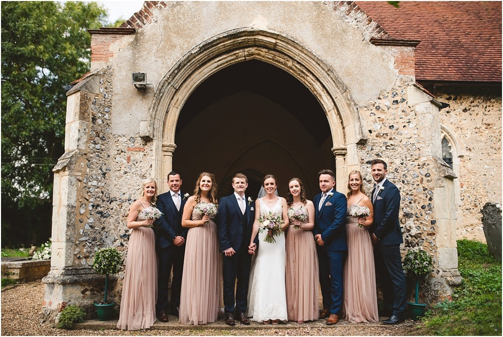 NORFOLK FARM WEDDING