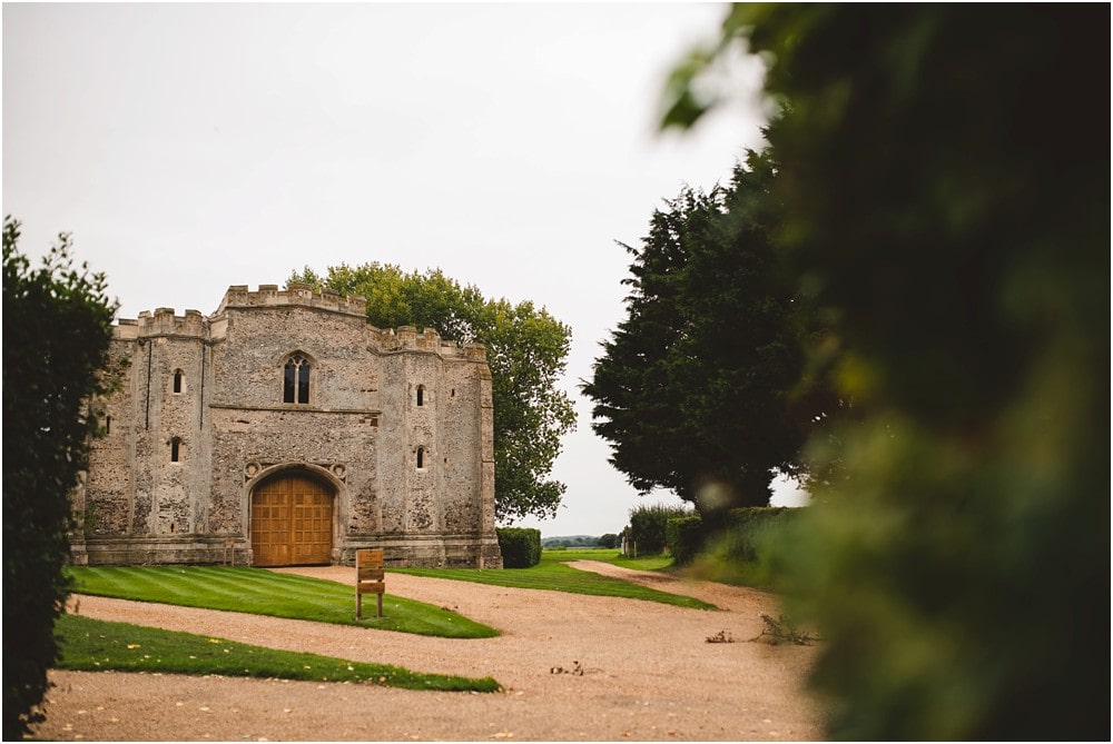 PENTNEY ABBEY WEDDING