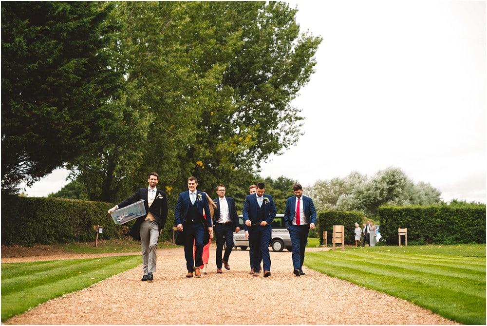 PENTNEY ABBEY WEDDING