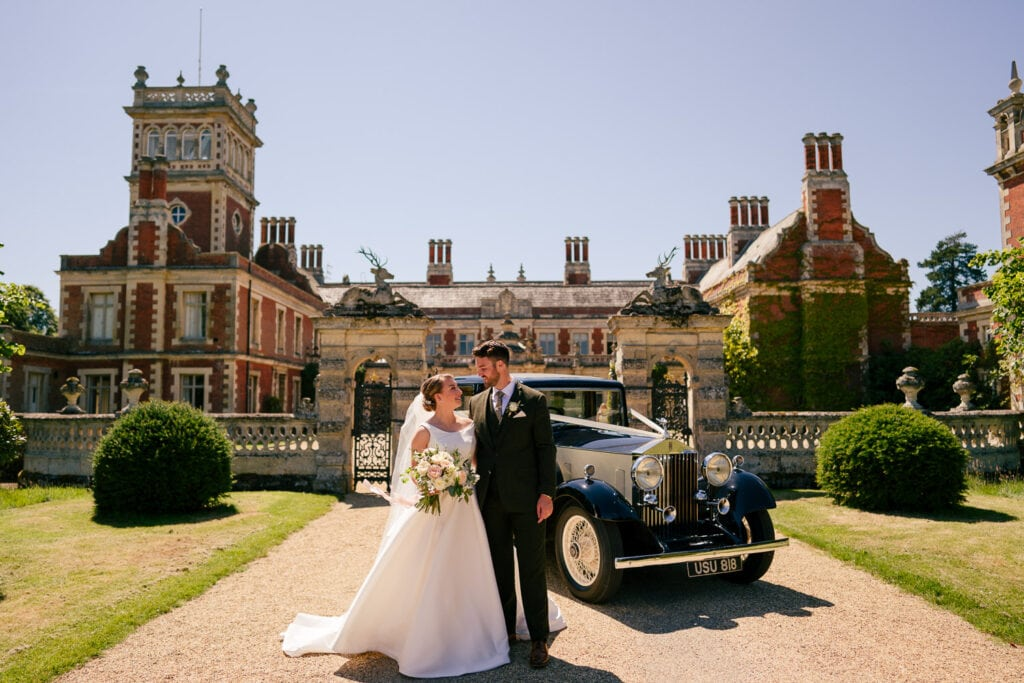 SOMERLEYTON WEDDING