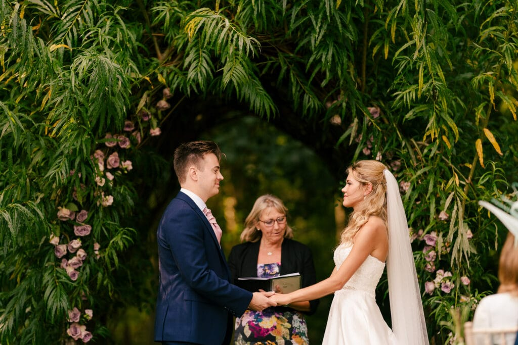 CHAUCER BARN WOODLAND CEREMONY