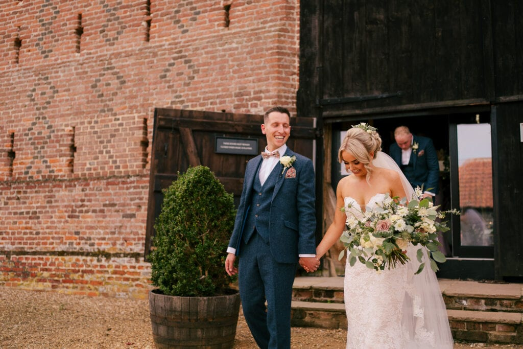 Hales Hall Wedding