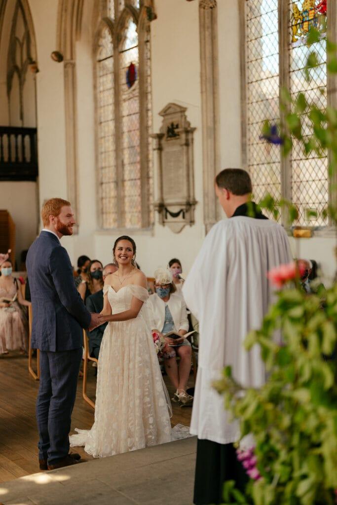 NORWICH SCHOOL CHAPEL WEDDING
