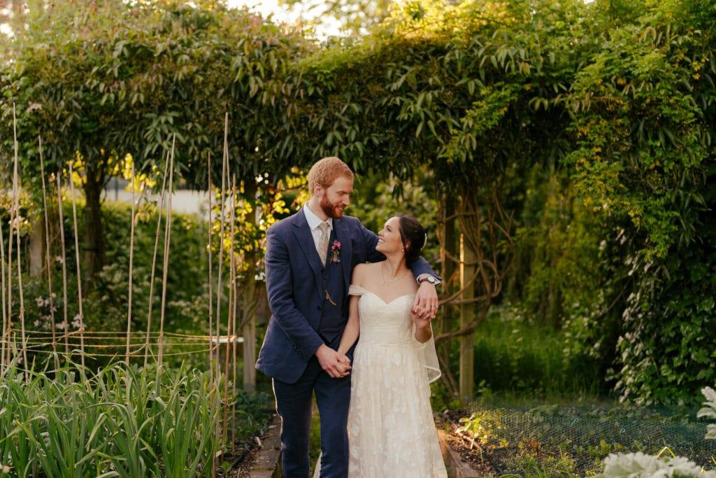 NORWICH GARDEN WEDDING