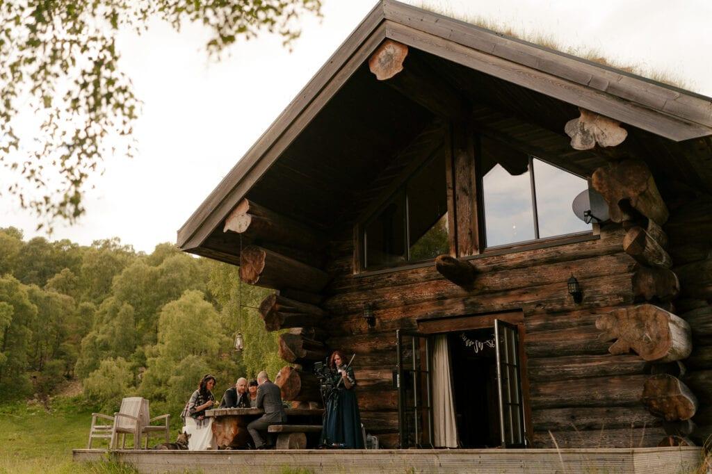 EAGLE BRAE WEDDING